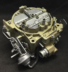 1972 Chevrolet Quadrajet Carburetor *Remanufactured