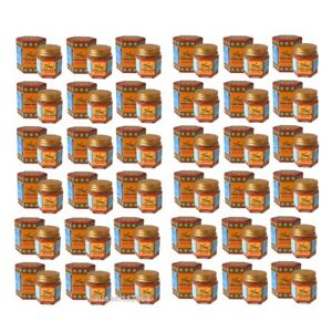 30g Tiger Balm Red Relief Body Pain Muscular Joint Aches Headaches 36 pcs