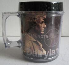 Captain John Parker DAIRYLAND INSURANCE Promotional Plastic Thermal Mug / Cup