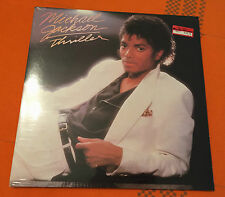 Michael Jackson THRILLER Lp Orig '82 SOUTH AFRICAN * 1st Press * SEALED * MINT!!