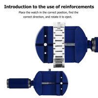 Uhrenarmband Link Pin Remover Strap Adjuster Reparatur Uhrmacher Werkzeug DE