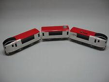 Motor De Batería motorizados Express bala de Tren de Madera Set (Tomy Trackmaster Nex
