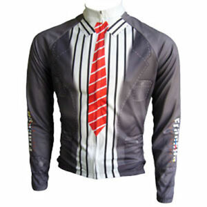 """Franklin Cycling Jersey / Suits You! / UK size XXL (44-45""""chest) / Long sleeve"""