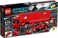 LEGO Speed Champions 75913: F14 T & Scuderia Ferrari Truck - Brand NEW in Box