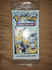(1) SEALED Pokemon 25th Anniversary General Mills Promo Pack | Ships FAST