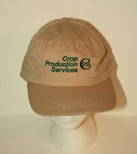 CPS Crop Production Services Farm Farming Trucker Cap Hat New NOS OSFM