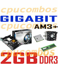 COMBO AMD Athlon II X2 250 DUAL CORE CPU/2GB DDR3 RAM/ASRock AM3+ Motherboard