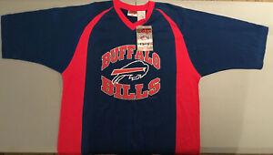 NWT The Edge Game Day Buffalo Bills T-shirt 💥RARE💥 Size XL FREE SHIPPING!!