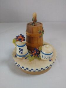 Yankee Candle/Our America Butter Churn Topper