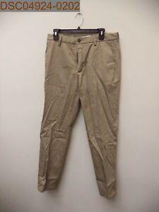 "Pre-Owned - Dockers Men's Slim Tapered Khaki Pants, 32 x 29, 28"" Inseam"