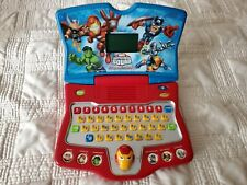 Vtech Marvel S.H.S. Learning Laptop, Tested Works Math,Numbers,Letters,phonics