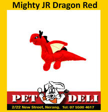 Tuffy Mighty JR Dragon Red - Free Fastway Courier