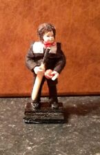 Dolls house hand made  Victorian Boy doll by Sue Coupe