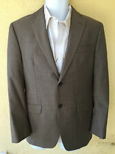 DKNY Dark Sand Colored Blazer/Jacket  Two Button Men Size 36 Short