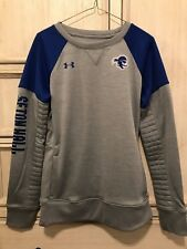 9358fcd8056 Under Armour Womens Seton Hall Pirates Storm Sweatshirt Size Small