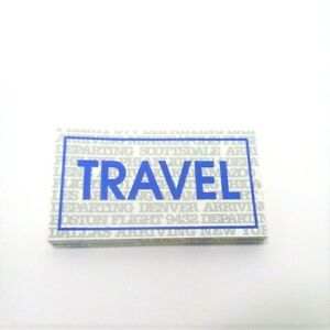 1998 Tripoly Game Replacement Parts Pieces- Complete Set Travel Cards