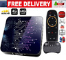 Hight Quality  Android 10 Smart TV Box 4GB 64GB 4K  Media Player 3D Set Top Box