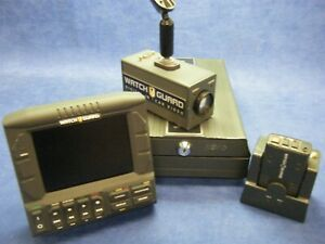 WATCHGUARD DV-1 IN-CAR VIDEO SYSTEM . REFURBISHED BY ELECTRONIC TECHS