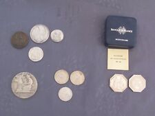 Solid Silver Very Nice Lot Medal Holy Communion Wedding Saint T Louis