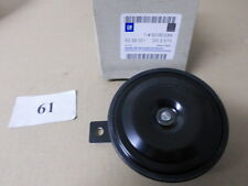 Signalhorn Hupe Opel CORSA B TIGRA 90360284/6228001 neu original OPEL