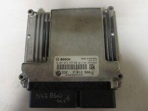 BMW N47 ENGINE DDE  7812500