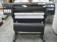 HP DesignJet 1050C Plus A0 Large Format Colour Canvas Banner Printer + Warranty
