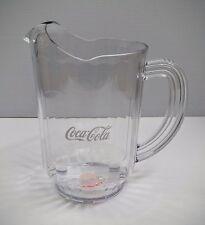Coca-Cola 60oz Clear Pitcher - BRAND NEW