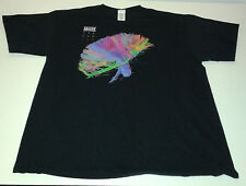 2012 Muse The 2nd Law Album Graphic Concert Tshirt men's XL