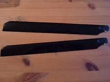 HOLZ Rotorblätter, 325mm für T Rex,KDS,HK und andere 450er (Holz,schwarz)
