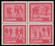 "CANADA 647a - Participaction ""Winter Sports"" (pa59785)"
