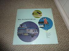 1963 OLDSMOBILE brochure 98 Super 88 dynamique Starfire F-85 Jetfire Original 63
