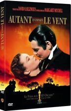 DVD : AUTANT EN EMPORTE LE VENT  [ Vivien Leigh, Clark Gable ]  NEUF cellophané
