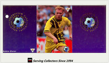 1994 Futera Australia Soccer Cards Best Of Both World BW5 Robbie Slater-RARE
