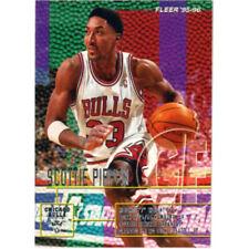 Cartes de basketball, saison 1995 Fleer