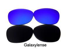 Galaxy Lentes de repuesto para Ray-Ban Rb2132 Nuevo Wayfarer negro y azul 55mm
