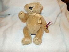 "Vintage 8"" Russ Mohair Collection Teddy Bear"