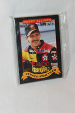 DAVEY ALLISON TEXACO STAR TEAM CARD SET - 20 CARDS