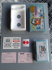 NINTENDO GAME&WATCH SQUISH MG-61 MULTISCREEN COMPLETE BOXED NEW UNUSED!