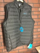 New With Tags Mens Size Large Disney Columbia 650 Down Vest