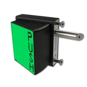 GATEMASTER  Bolt On Cylinder Exit Pushpad - Right Hand - R02 (40mm - 60mm)