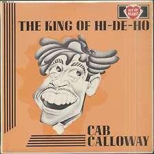 CAB CALLOWAY The king of Hi-de-ho UK LP ACE OF HEARTS 106