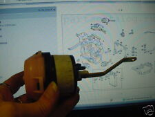 Vacuum Valve Defroster Heater Nozzle Mercedes Benz 230 280C Ch 123