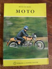 "DE PRATO MOTO SPERLING & KUPFER 1972 COLLANA ""SPORTIVA"""