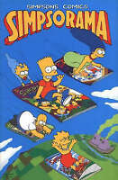 Simpsons Comics Simps-o-rama by Matt Groening, etc., Good Used Book (Paperback)