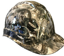 Hard Hat Ridgeline Standard White Turbo and Piston w/ Free BRB Customs T-Shirt