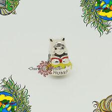 Genuine Pandora Disney Honey Pot Pooh Charm 791919ENMX