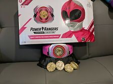 NEW Power Rangers Lightning Collection Mighty Morphin Pink Ranger Power Morpher