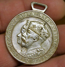 The Silver Jubilee 1935 King George the 5th King Mary 25 Years Medal Award