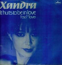 "7"" Xandra/It Hurts To Be In Love (NL)"