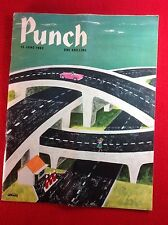 Vintage : PUNCH Magazine : 13th June 1962